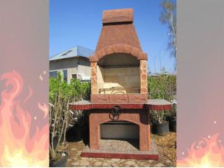 Какие каменные материалы используют в процессе сборки печи